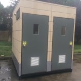 Portable u. Recycable Toilette