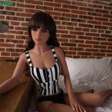 Giocattoli erotici di Masturbation reale delle bambole di amore del silicone della fabbrica di Jarliet Shenzhen con la vita snella Jl155-S6