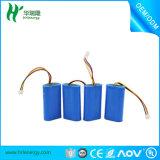 China Facotry tiras de 2 Paquete de batería de litio de 7,4 V 2000mAh para Guante calentado, calentador de productos
