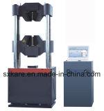 Máquina de prueba universal para la barra de acero (WEW-2000B)