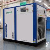 Compresseur d'air rotatoire de vis pour le constructeur d'industrie de textile/verre