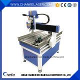 Ck6090 3D Mini máquina de corte de madeira para lenha Alumnium Cobre