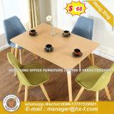 国様式の産業不安定なチークの木製の上のダイニングテーブル(HX-8DN018)