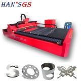 Modèle neuf et plus de fonction de machine de découpage de laser de fibre de GS de 2000W Hans