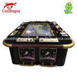 Monster van het Spel van de Vissen van de arcade wekt het Muntstuk In werking gestelde het Gokken van de Lijst Machine voor Verkoop