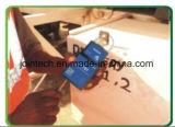 Den Behälter für Sicherheitskontrolle durch elektronisches Zeichenkette-Schließfach sperren