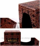 Hot Stamping de alta calidad de lujo exclusivas cajas de regalo