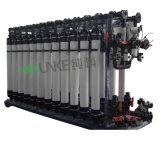 ROシステムのための10t/H UFの水処理設備
