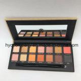 Nova chegada 12 cores Paleta Eyeshadow impermeável