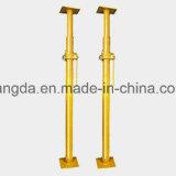 중국에서 버팀목 잭 포스트 또는 조정가능한 강철 버팀대 또는 이용된 비계 버팀대