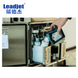 Impressora contínua do código do grupo do Inkjet do saco de plástico da única cor de Leadjet