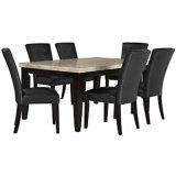 Le restaurant personnalisé Tables et chaises de salle à manger (SR-02)