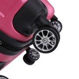 Streifen-Entwurfs-Laufkatze-Beutel, Hardshell ABS Gepäck stellte ein (XHA055)