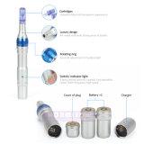 セリウムを持つPen Ultima A6 Dermapen再充電可能な電気Dermaのペンの先生
