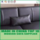 モジュラー1+2+3家具の革木のソファーの椅子