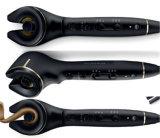 Vaporizador Magic Girando Modelador modelador de cabelo Automática do Mostrador Digital