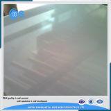 Filtro do aço inoxidável de 20 mícrons/Sifting o engranzamento de fio