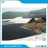 HDPE LDPE Earthwork/Композитный Geotextile Geomembrane с нетканого материала
