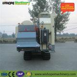 米およびムギのための大きいエンジン力のコンバイン収穫機