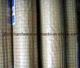Строительный материал оцинкованный сварной проволочной сеткой