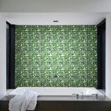 ホーム装飾の浴室のための小さい正方形のステンドグラスのモザイク・タイル