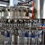 Máquina de rellenar de la bebida carbónica automática de la botella de cristal para el jugo de la bebida de la cerveza