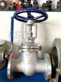 La rueda de mano del acero inoxidable API600 del molde ensanchó válvula de puerta