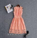 Мода женщин одежды летом кружева производителей одежды