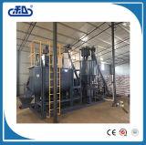 Venda a quente pequena linha de produção de pelotas de alimentação animal com marcação CE. ISO. SGS