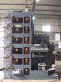Couleur de la machine d'impression de Flexo Zb-6 pour le PVC de film d'étiquette adhésive