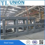 Prefab House de Estrutura de aço hangares de aeronaves com AISI/ASTM/BS-PT/DIN/GB/JIS/IPE o trabalho de aço