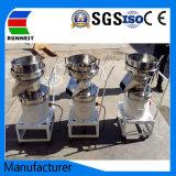 Hot Salts Rotary drill Pharmacy Powder Vibrating Screening Machine (450 mm)