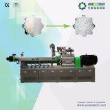 El plástico PE Chemial Cable de la vinculación de la Cruz de la línea de extrusión de material