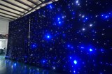 LED Star Lights를 가진 Romantic Wedding를 위한 LED Star Curtain