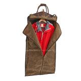 Moda Lona Encerada saco de mão de lazer para se adequar e roupas