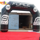 Arco 2018 inflável relativo à promoção com a cópia do logotipo para eventos e esportes