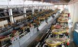 Reduktion-alluvialer Golderzaufbereitung-Produktionszweig Gerät