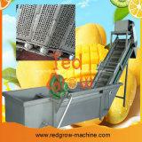 La machine de dénoyauteur de mangue pour retirent la pierre de mangue et enlèvent