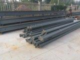 架橋工事のための熱間圧延の溶接されたHセクション構造の鋼鉄の梁