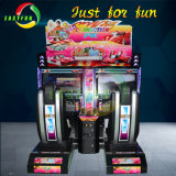 32 pulgadas LCD Venta caliente simulador de máquina de juego arcade de carreras