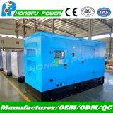 iso diesel silenzioso del Ce del generatore di energia elettrica di 90kw 113kVA Cummins approvato