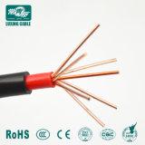 La norme CEI 60227 10 (BVV) 300/500V Câble à gaine en PVC de lumière