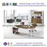 중국 현대 박판으로 만들어진 나무로 되는 행정실 가구 책상 (M2602#)