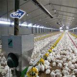 El bastidor de acero de bajo coste de estructura de acero de la granja avícola