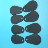 Бесконтактный считыватель RFID 134.2Мгц hitag2 груши с тканью Пример брелок