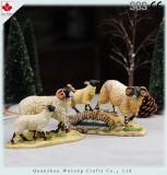 عامة عيد ميلاد المسيح مذود تمثال صغير مصغّر رقم