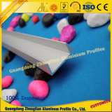 Extrusion en aluminium de profil pour le profil de bord de bâti de meubles