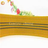 أصفر [بّ] أريكة شريط مرنة شريط منسوج أريكة شريط منسوج ظهر شريط منسوج ([فوشن])