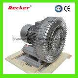 ventilateur meilleur marché 4KW du monopole de prix de 2bhb710h37 AC380V pour le convoyeur pneumatique des graines
