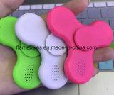 Fileur de personne remuante de musique de haut-parleur de Bluetooth de commutateur d'éclairage LED mini